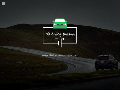 The Battery Drive-In homepage